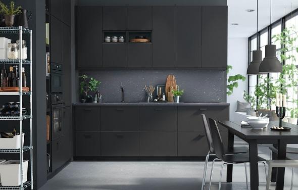 Jual Lemari Dapur Kabinet Tinggi Terlengkap Ikea Indonesia