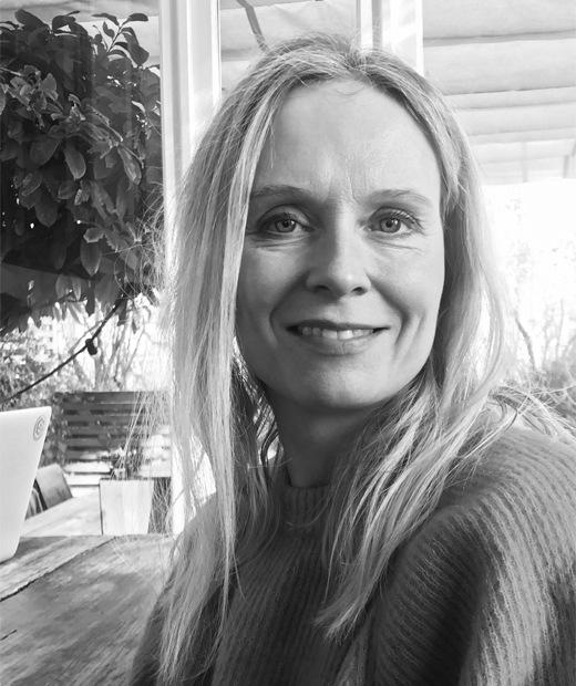IKEA interior designer Sofie Lawlett.