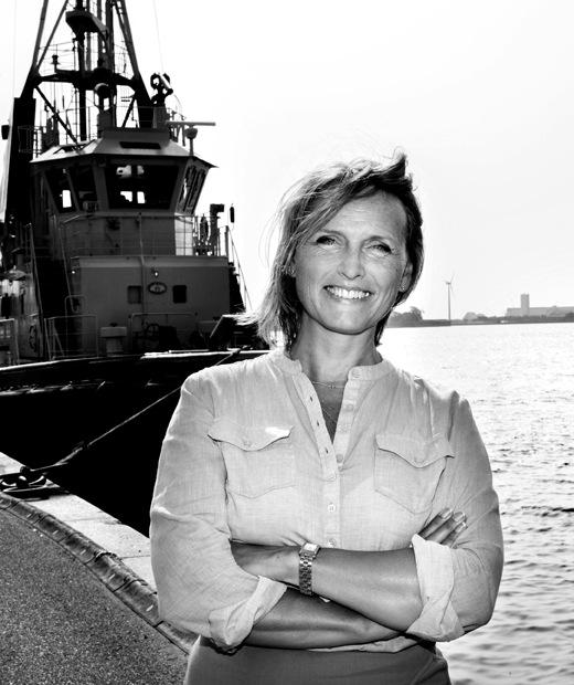 By & Havn CEO Anne Skovbro.