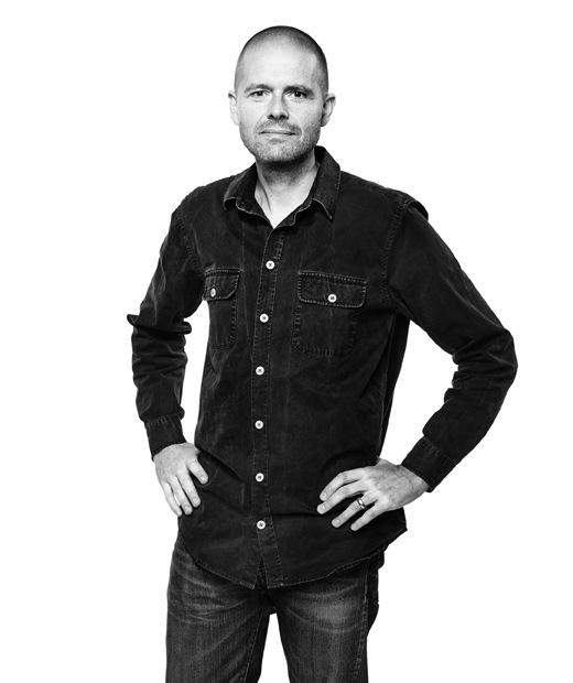 IKEA product designer Ola Wihlborg