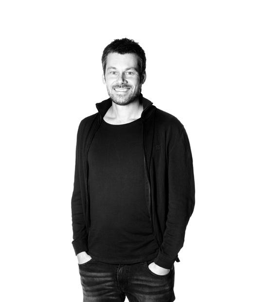 IKEA product designer Andreas Fredriksson