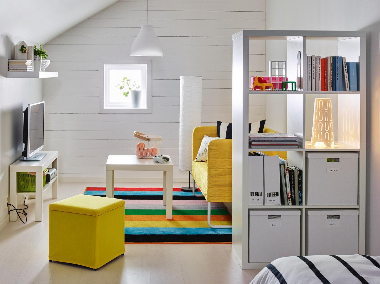Tips Ide Dekorasi Ruang Tamu Minimalis Untuk Rumah Kecil Ikea Indonesia