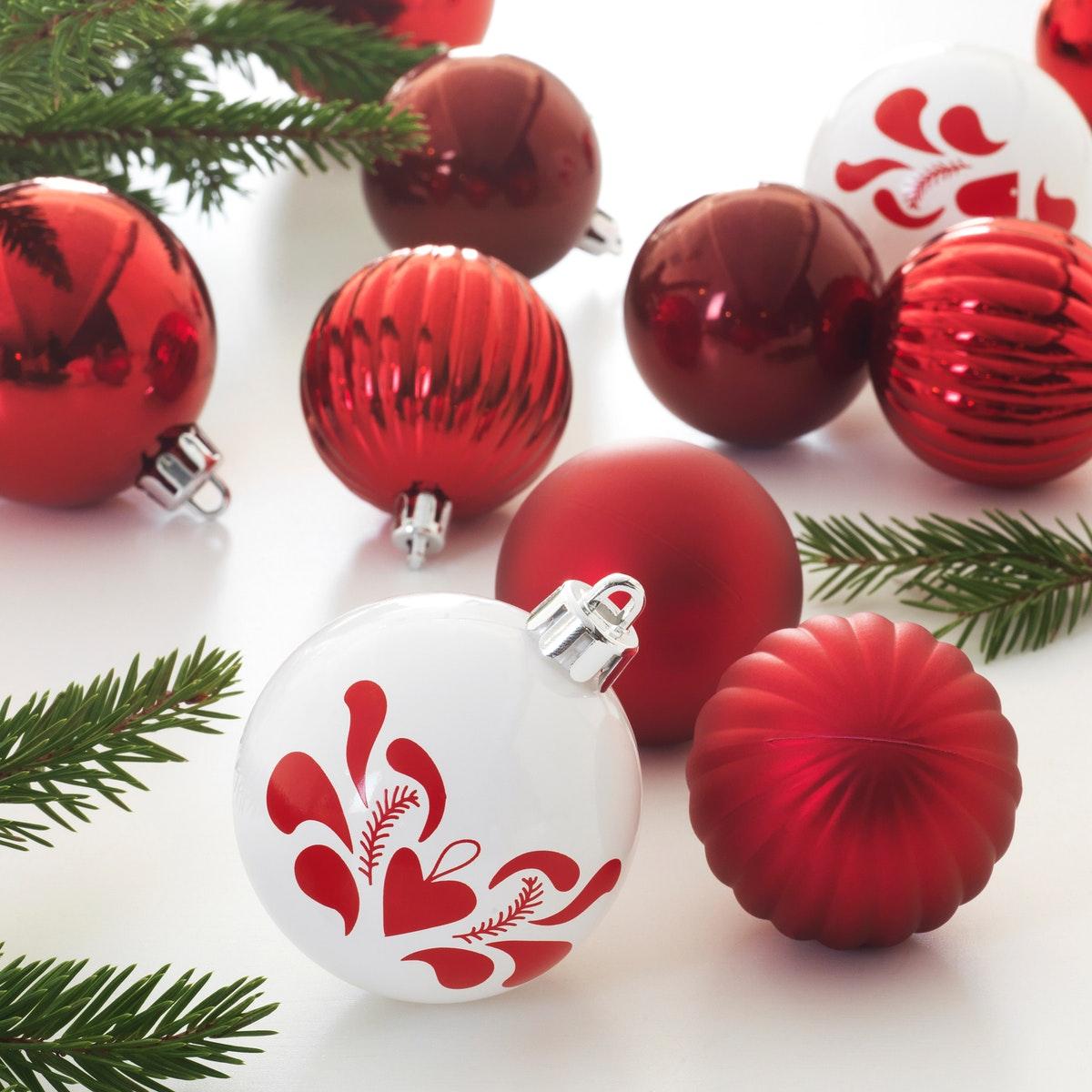 Hiasan pohon Natal
