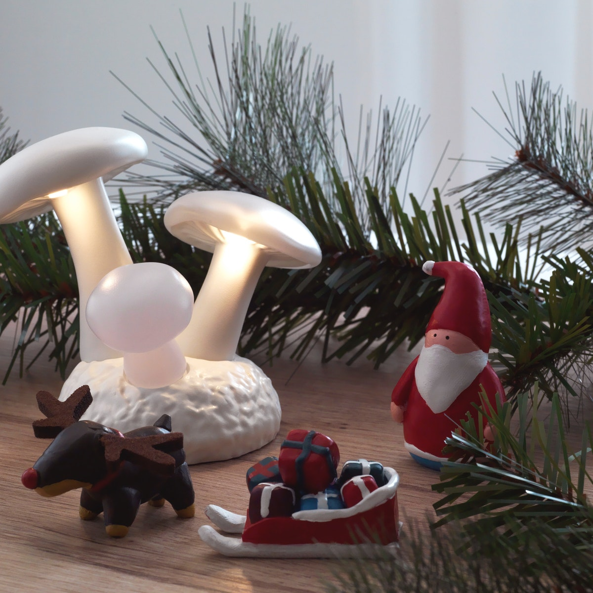 maket santa claus