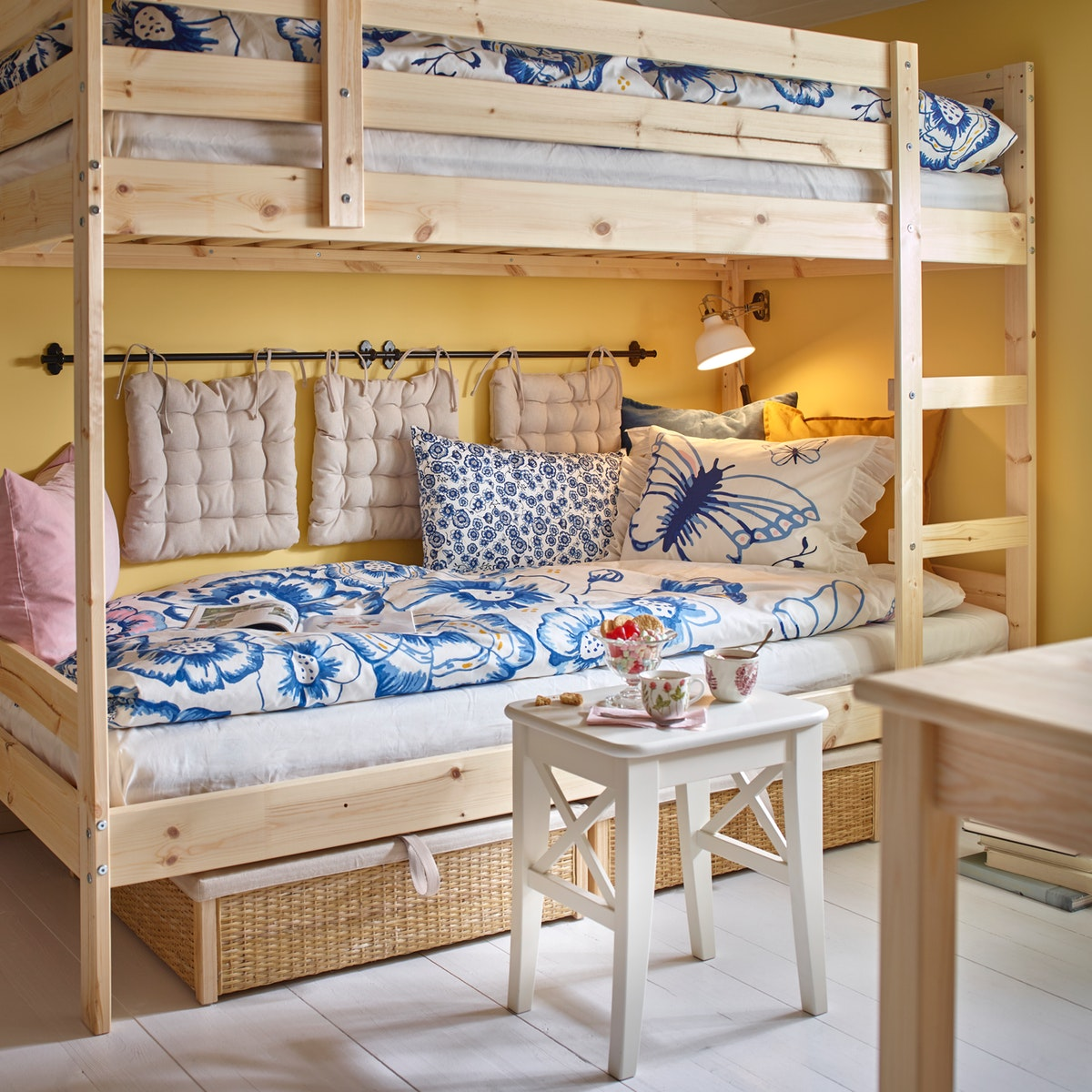 Bunk Bed As A Solution For Small Room Ikea Indonesia