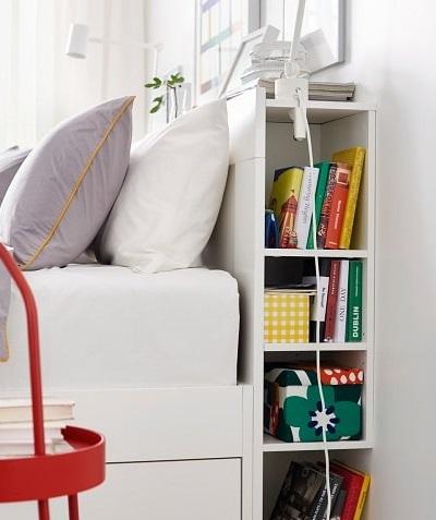 Perabot multifungsi dapat menghemat penggunaan ruang