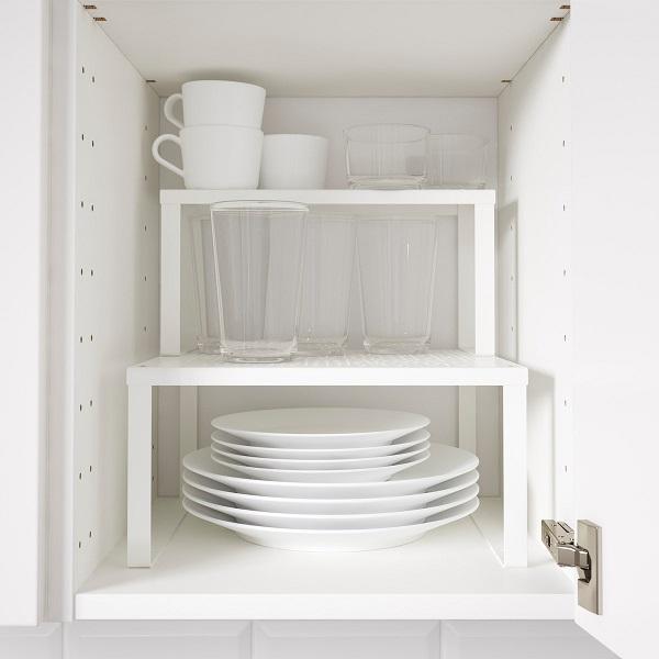 Selipan rack untuk mengoptimalkan ruangan cabinet dapur