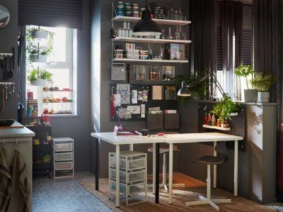LINMON tampilan kantor rumahan