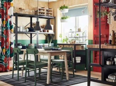 ruang makan rumah minimalis