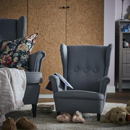 Desain Kamar Tidur Orang Tua dan Anak yang Nyaman | IKEA ...