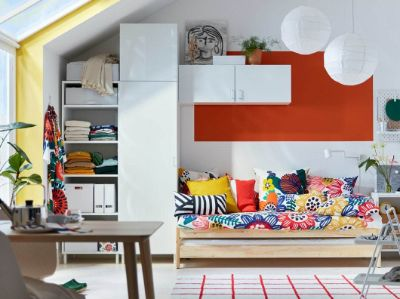 Little bedroom refreshes with a big impact