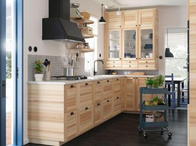 Ciptakan suasana alam menenangkan di dapur Anda