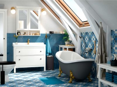 How to achieve a bathroom retreat in a few simple steps