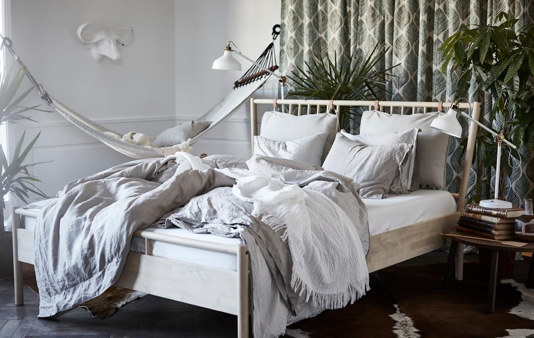 3 kamar tidur dengan desain yang tepat untuk memulai hari