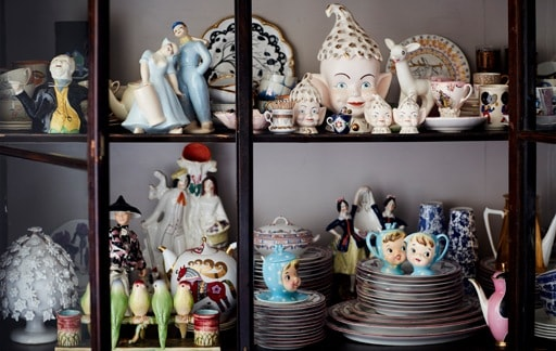 How to create collections at home