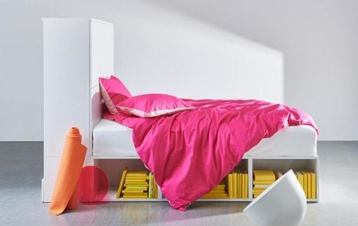 7 perabot baru untuk mencerahkan kamar tidur