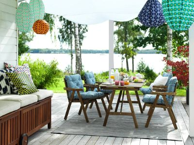 Create your own picnic spot