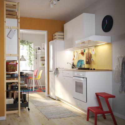 Dapur nyaman milik bersama
