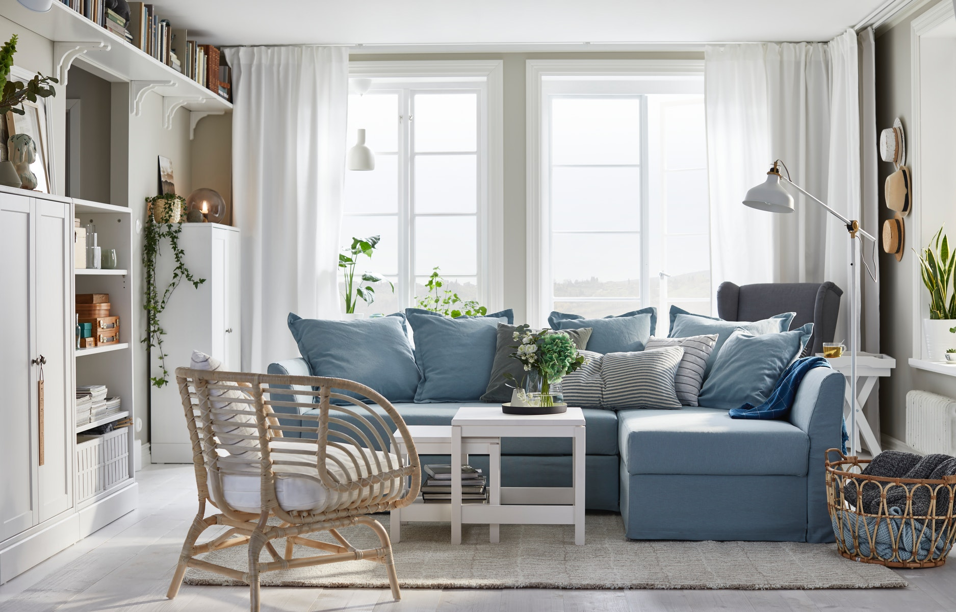 15 Solusi menata furniture rumah tangga untuk ruang terbatas