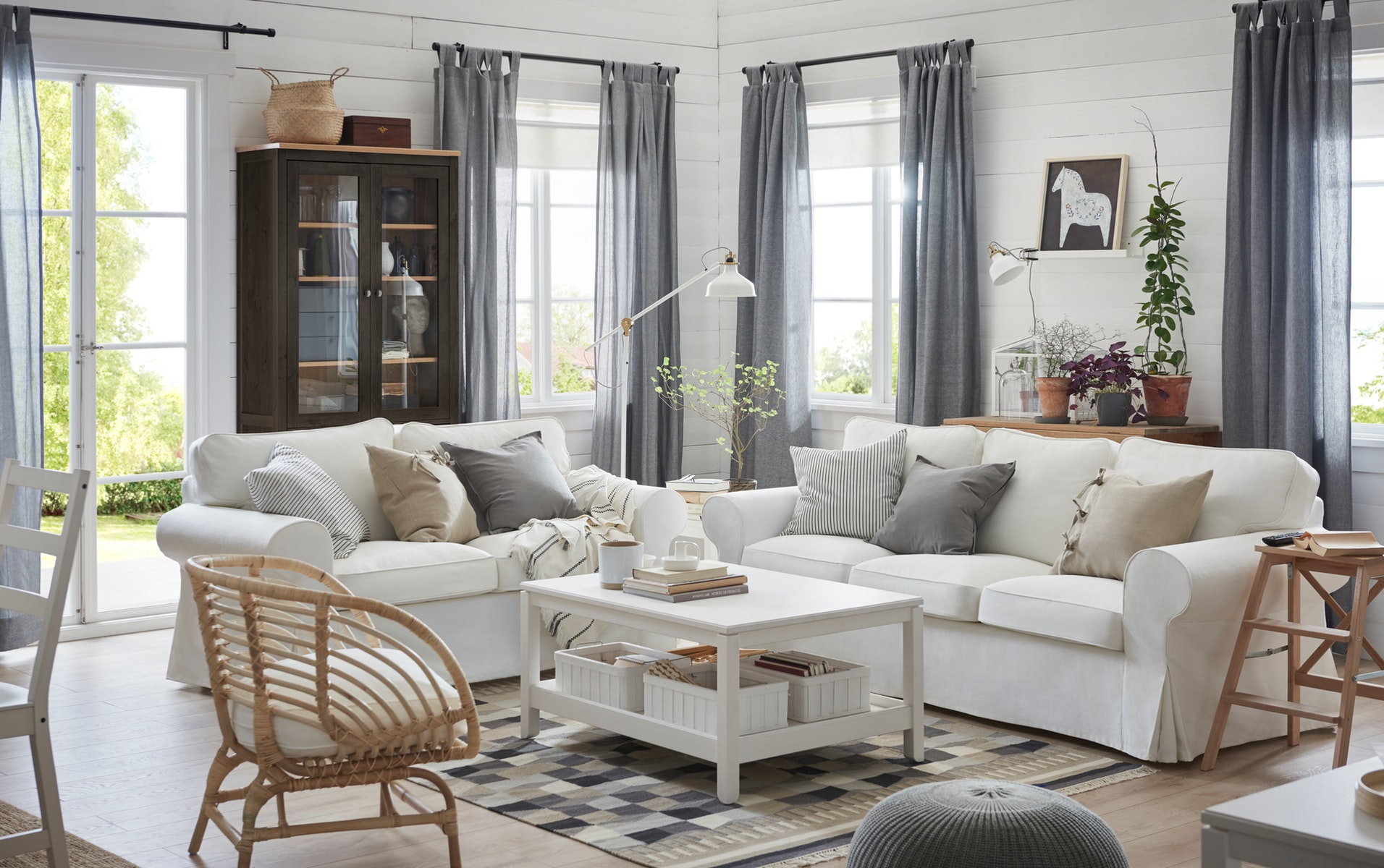 How to arrange your dream living room