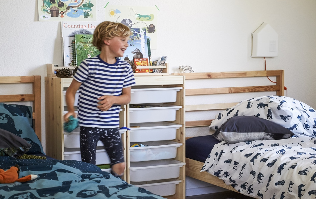 Kunjungan ke rumah: Tips mengubah kamar anak-anak yang menyenangkan
