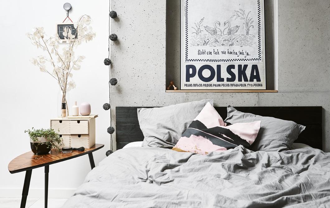 Kunjungan ke rumah: cara menciptakan kamar tidur yang nyaman dan santai