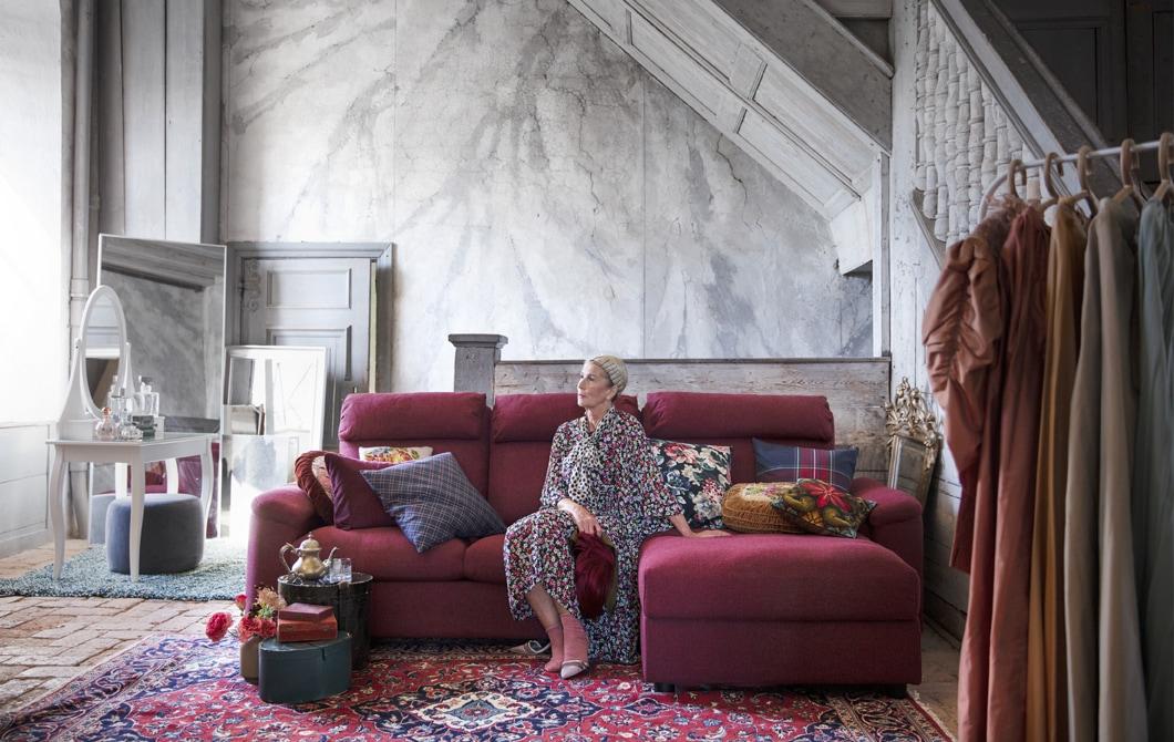 Memperkenalkan sofa baru yang dirancang untuk menyambut Anda
