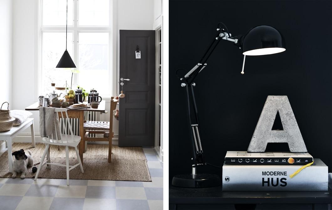 Kunjungan ke rumah: ide pencahayaan yang kami lihat dan sukai