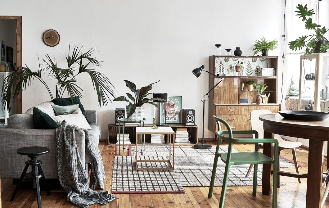 Kunjungan ke rumah: oasis keluarga yang terorganisir
