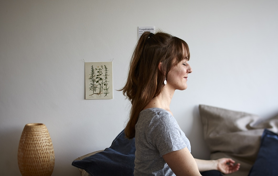Home visit: 3 wellbeing rituals to start your day