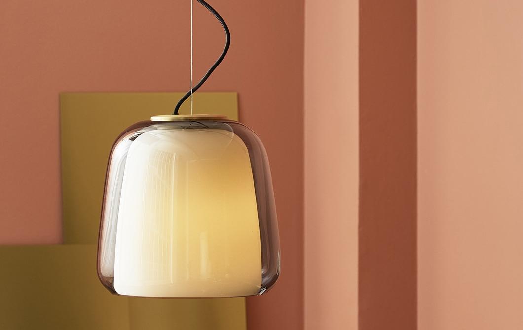 EVEDAL: atur suasana dengan lampu-lampu modern abad pertengahan
