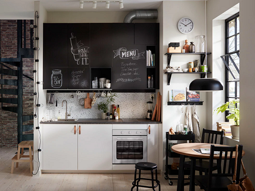 The kitchen that invites creativity
