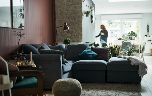 Home tour: a family home for more time together