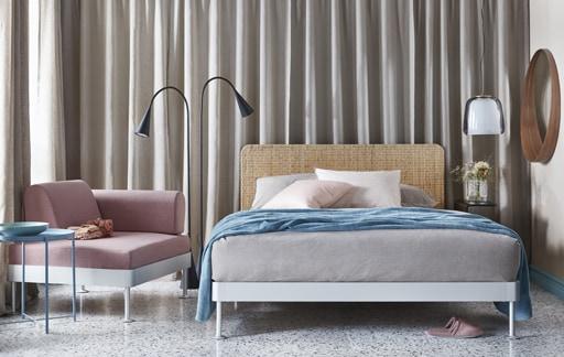 Tom Dixon x IKEA part 2: the bed of dreams
