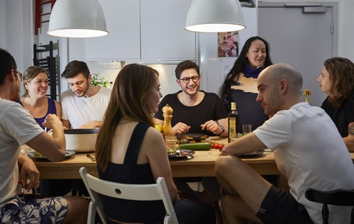 Co-living: a new way to live in the city