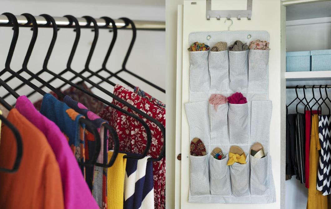 Kunjungan ke rumah: menata kamar tidur dengan 3 cara mudah