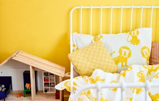 Home visit: creative ideas for kids - IKEA