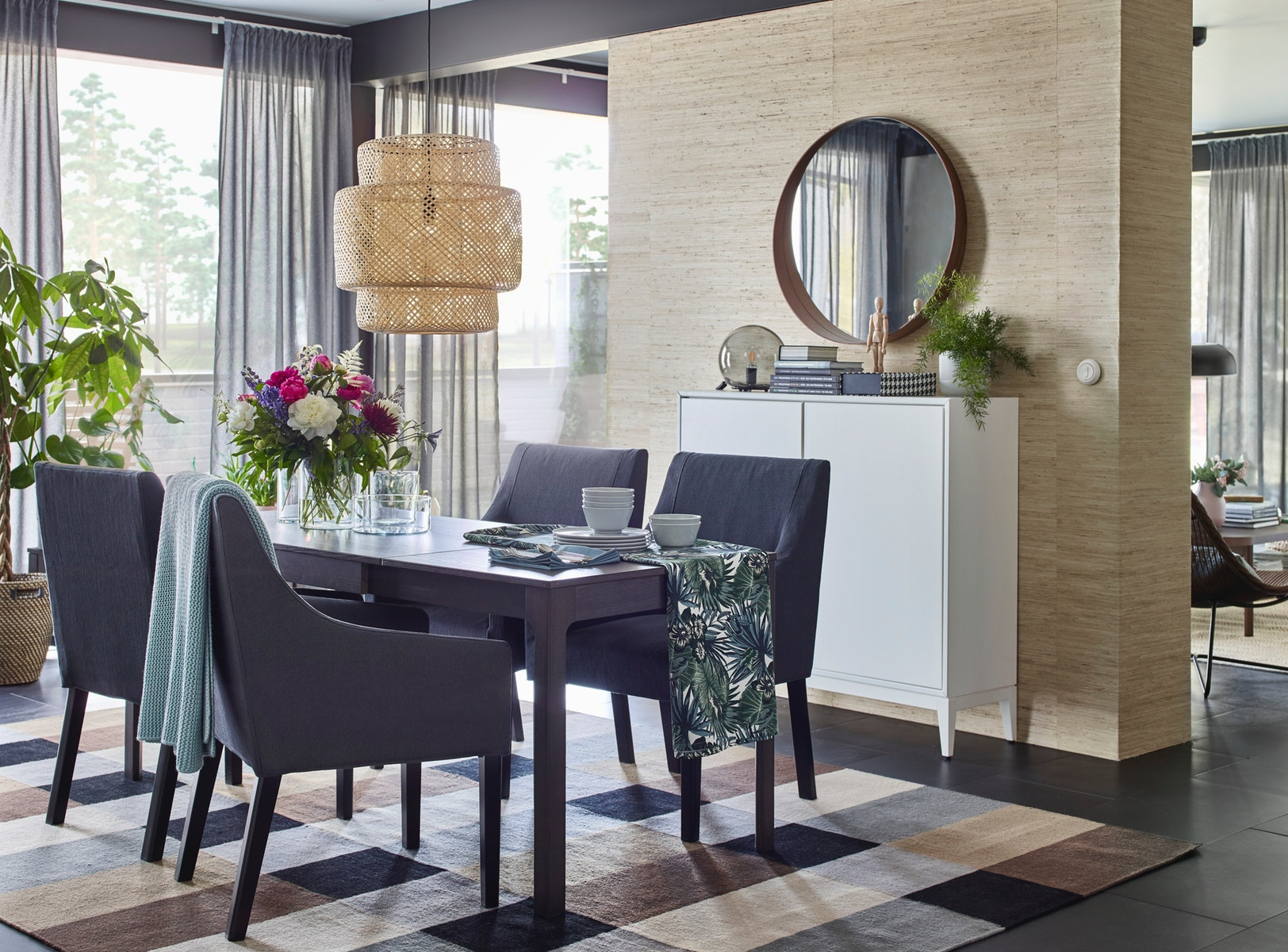 Bring a new touch to the dining room on Eid al-Fitr