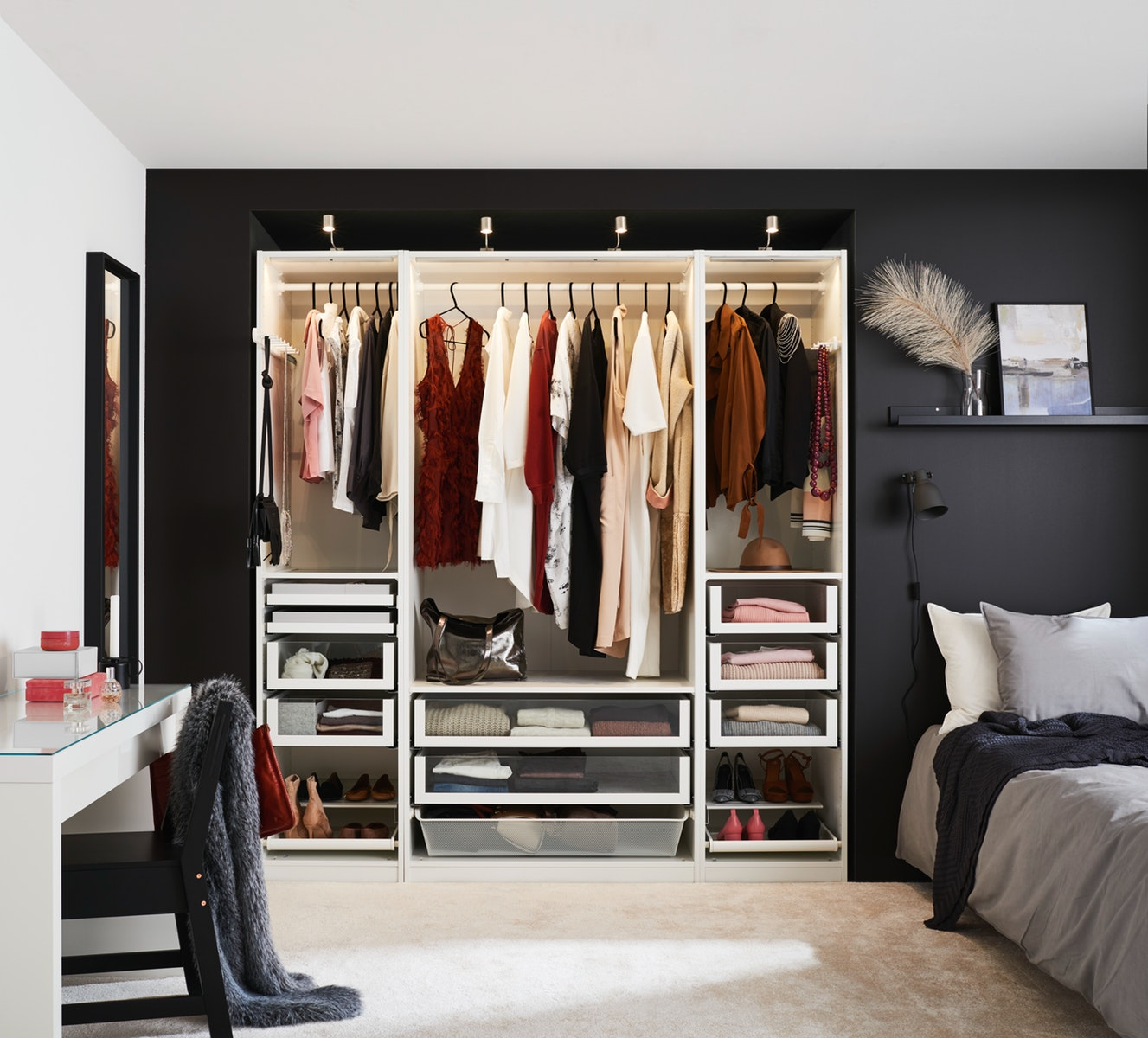 5 organising and storage solutions for your wardrobe