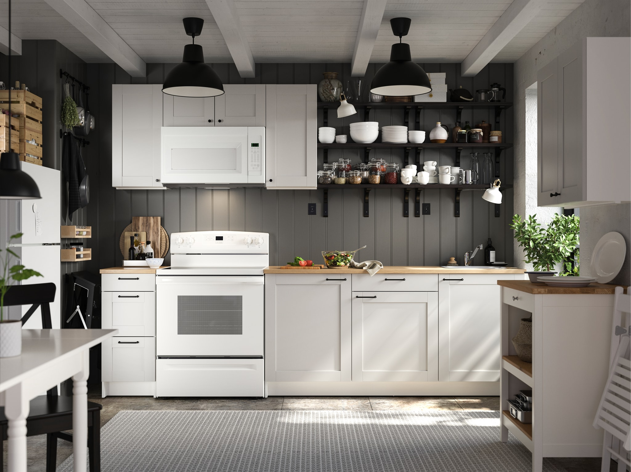 An affordable kitchen that truly reflects you