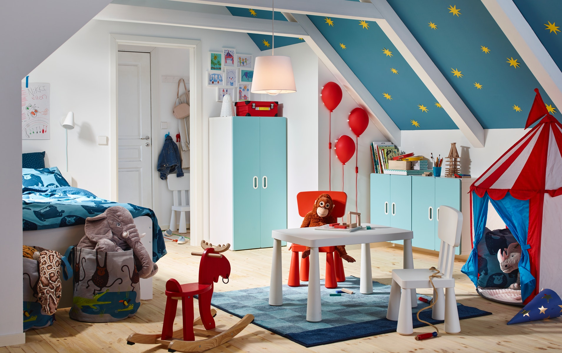 Ide dekorasi kamar tidur anak