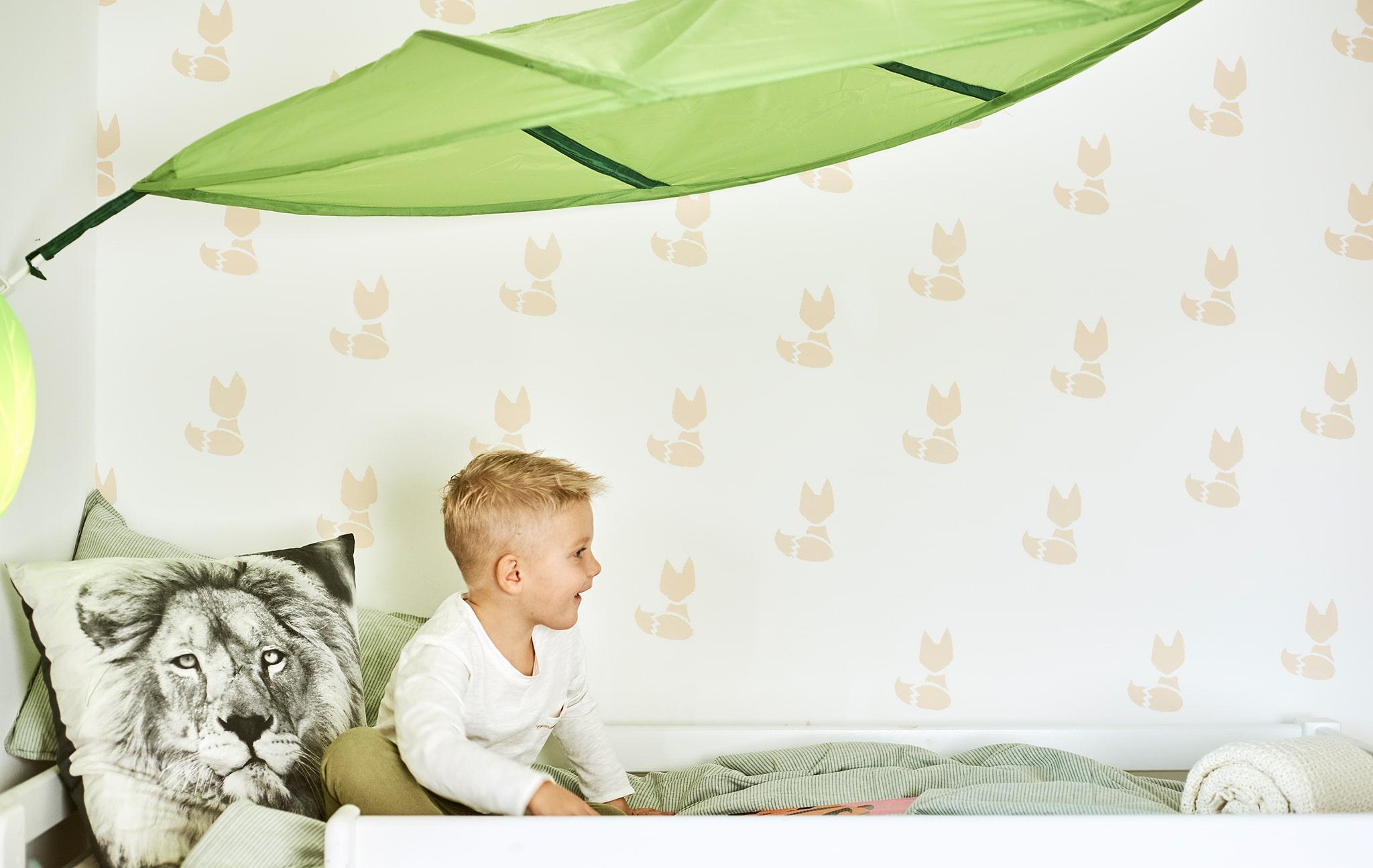 Kunjungan rumah: ide membuat kamar anak lebih nyaman