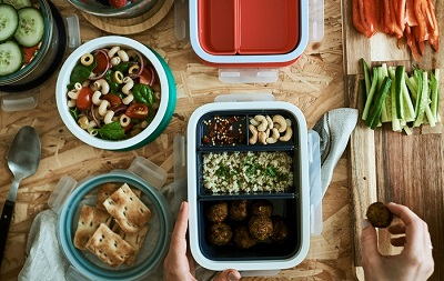 Home visit: how to pack a healthier lunchbox