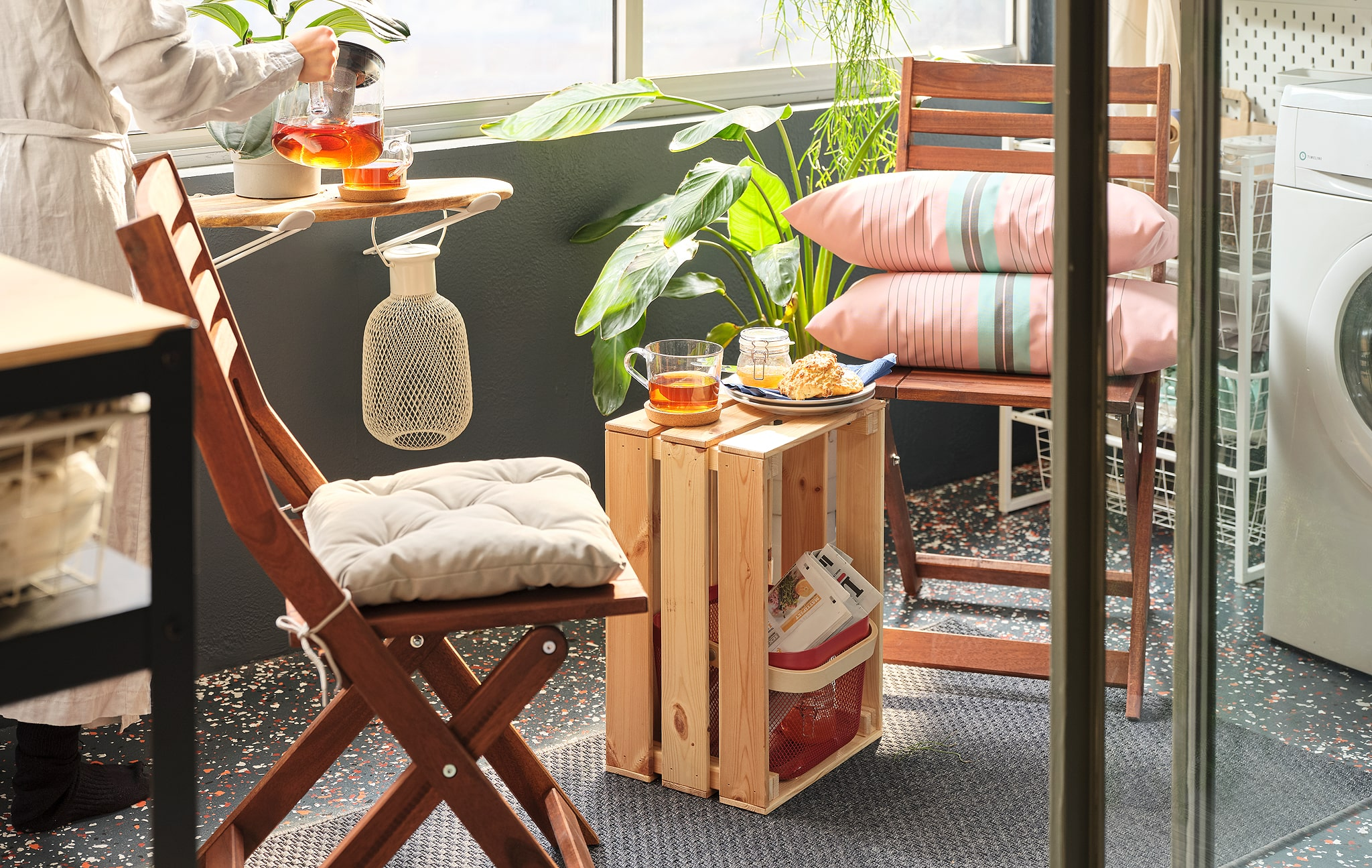 How to give spring a head start on your balcony