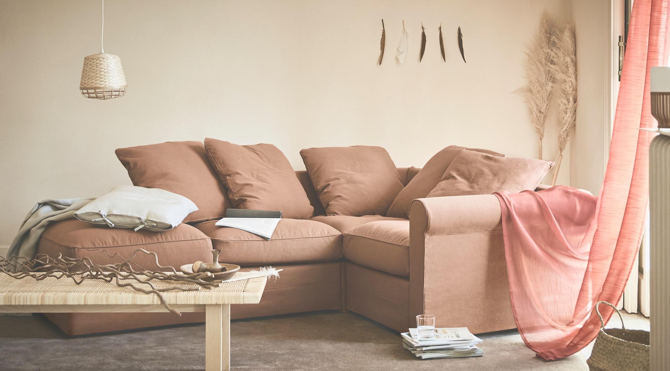 7 pilihan sofa ruang tamu kecil agar ruangan terasa lebih luas