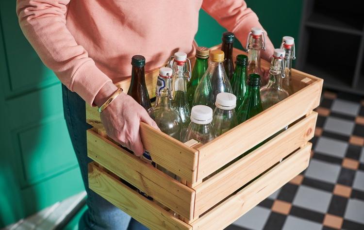 Cara mengatur pesta musim panas, bagian III: kurangi sampah