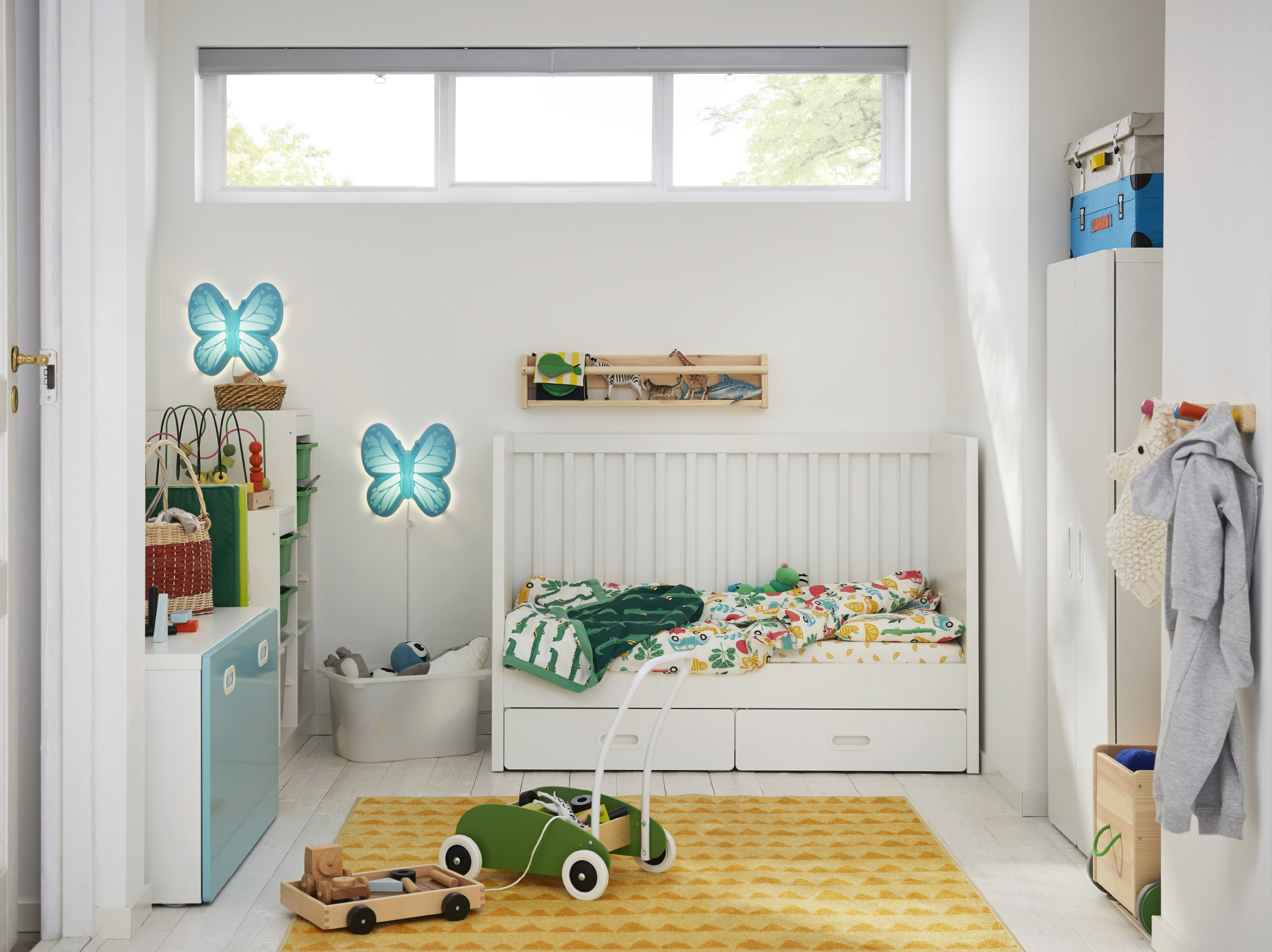 A space for play and rest