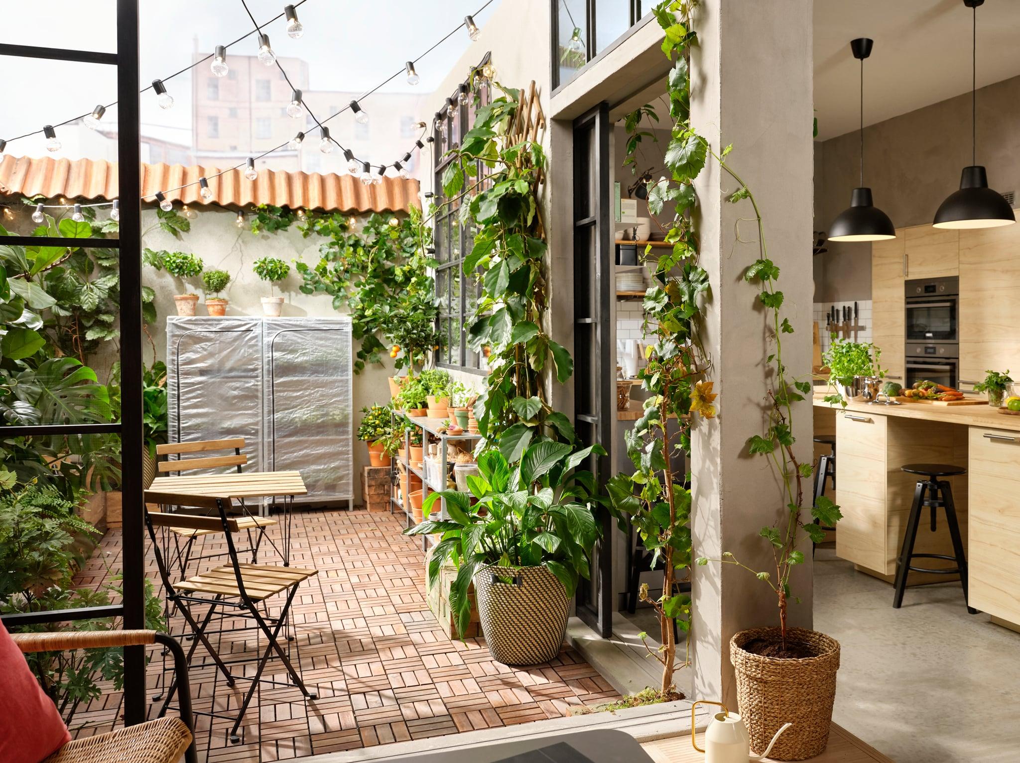 An urban retreat