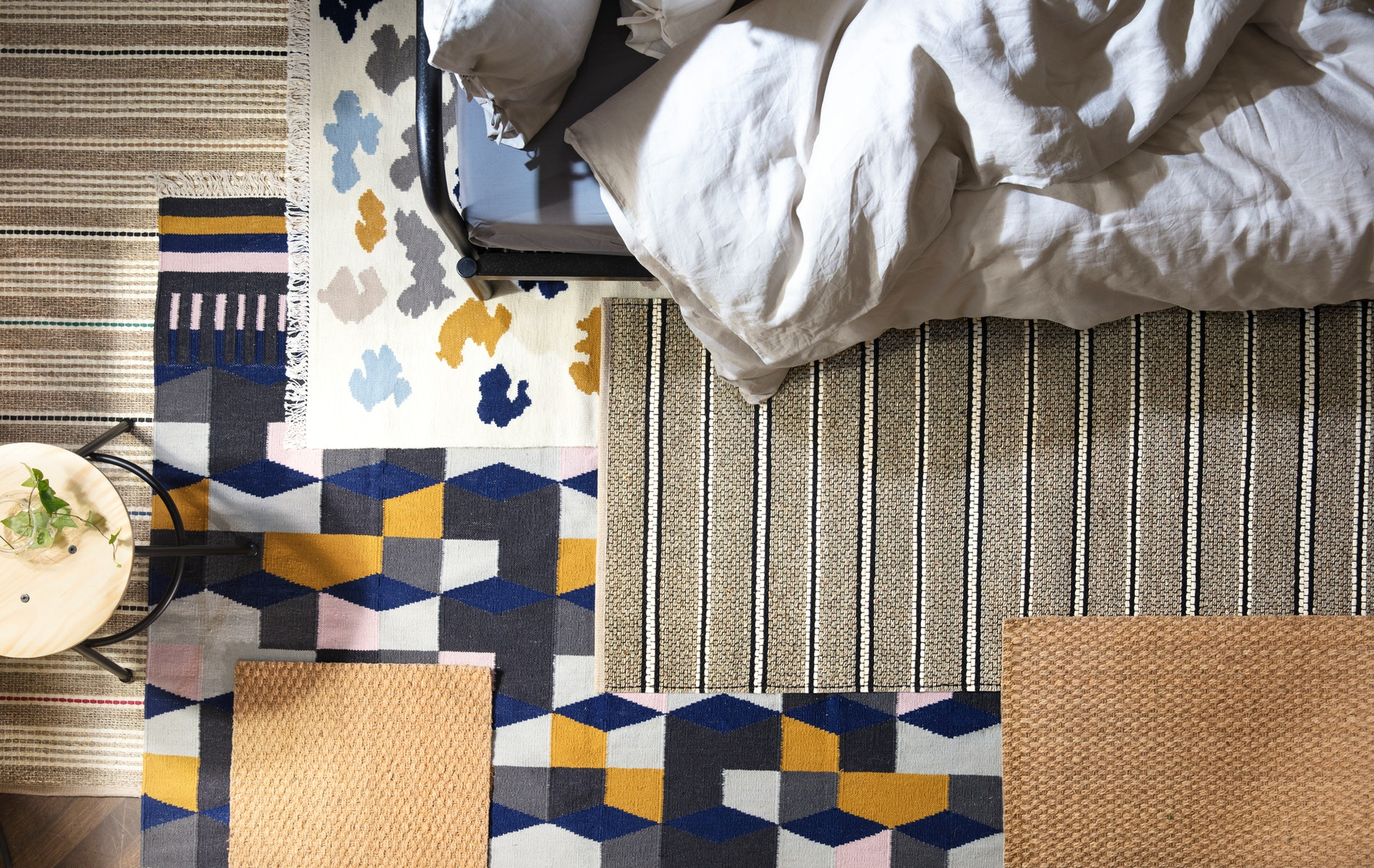 How to choose the perfect rug for every room