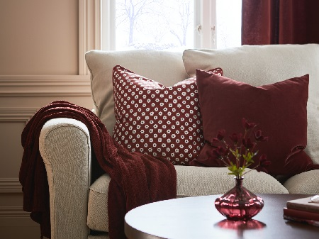 Refresh your home for festive seasons